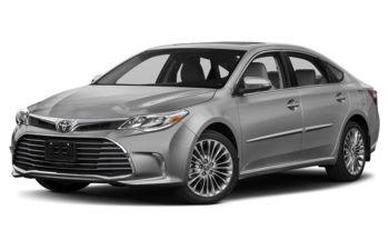 2018 Toyota Avalon - Celestial Silver Metallic