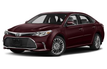 2018 Toyota Avalon - Sizzling Crimson Mica