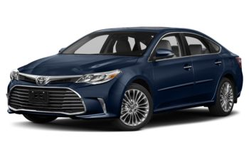 2018 Toyota Avalon - Parisian Night Pearl