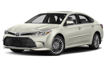 2018 Toyota Avalon - Blizzard Pearl