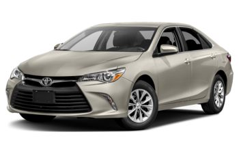 2017 Toyota Camry - Creme Brulee Mica