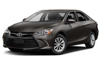 2017 Toyota Camry - Pre-Dawn Grey Mica