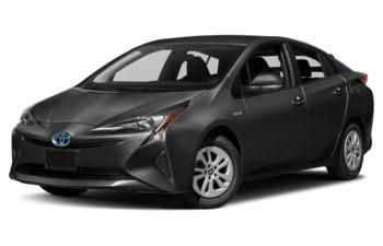 2018 Toyota Prius - Magnetic Grey Metallic