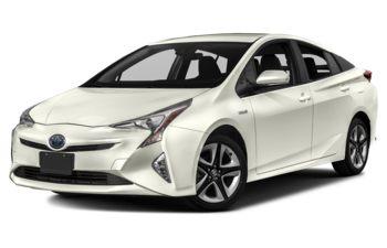 2018 Toyota Prius - Blizzard Pearl