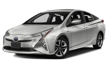 2018 Toyota Prius - Classic Silver Metallic