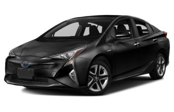 2017 Toyota Prius - Midnight Black Metallic