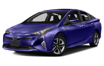 2017 Toyota Prius - Blue Crush Metallic