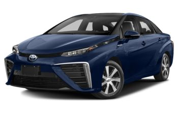 2019 Toyota Mirai - Nautical Blue Metallic