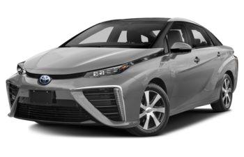 2019 Toyota Mirai - Elemental Silver Metallic