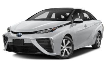 2019 Toyota Mirai - Crystal White