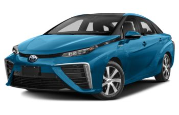 2019 Toyota Mirai - Atmospheric Blue Metallic