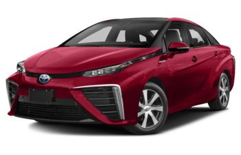 2019 Toyota Mirai - Salsa Red Pearl