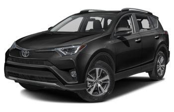 2018 Toyota RAV4 - Black