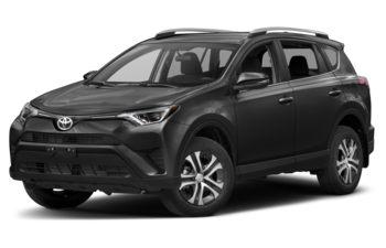 2017 Toyota RAV4 - Magnetic Grey Metallic