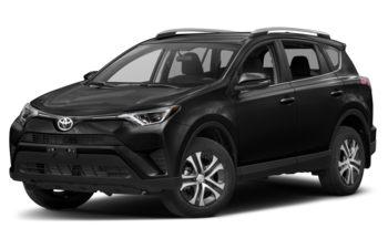 2017 Toyota RAV4 - Black