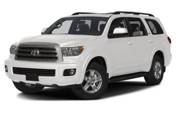 2017 Toyota Sequoia - Alpine White