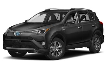2018 Toyota RAV4 Hybrid - Magnetic Grey Metallic