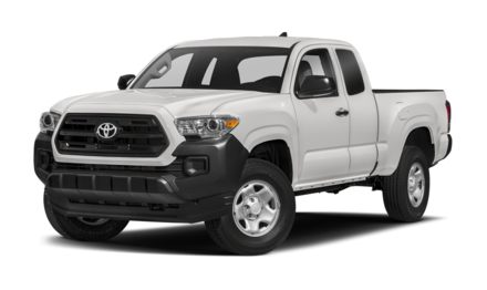 2017 Toyota Tacoma SR+