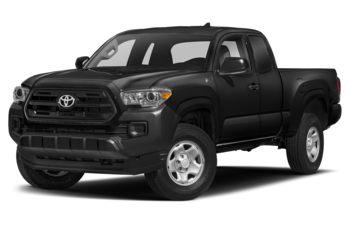 2018 Toyota Tacoma - Midnight Black Metallic