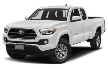 2018 Toyota Tacoma - Alpine White
