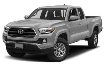 2018 Toyota Tacoma - Silver Sky Metallic