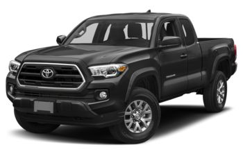 2017 Toyota Tacoma - Magnetic Grey Metallic