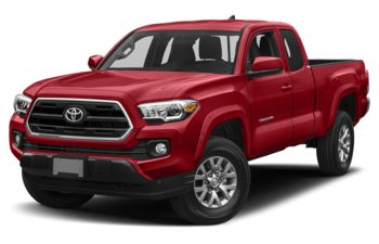 2018 Toyota Tacoma - Barcelona Red Metallic