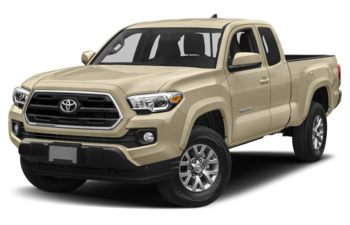 2017 Toyota Tacoma - Quicksand