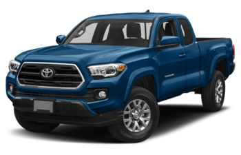 2018 Toyota Tacoma - Blazing Blue Metallic