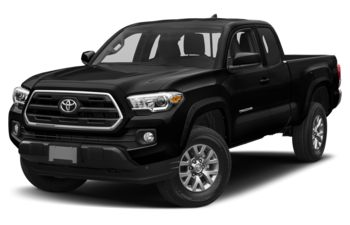 2018 Toyota Tacoma - Midnight Black Metallic