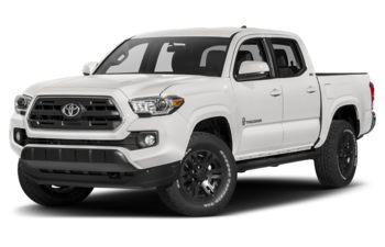 2017 Toyota Tacoma - Alpine White