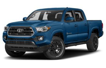 2017 Toyota Tacoma - Blazing Blue Metallic