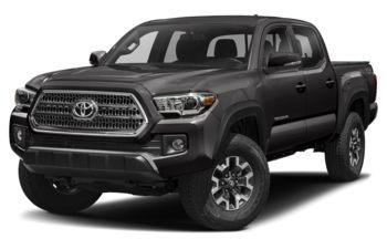 2017 Toyota Tacoma - Magnetic Grey Metallic