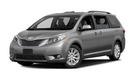 2017 Toyota Sienna Limited 7-Passenger