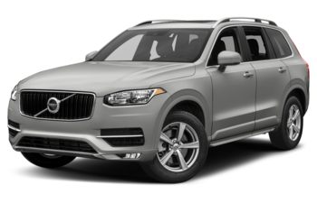 2018 Volvo XC90 - Bright Silver Metallic