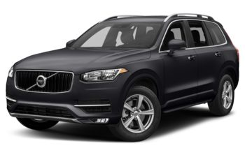 2018 Volvo XC90 - Onyx Black Metallic