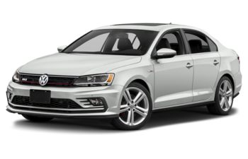 2017 Volkswagen Jetta - Pure White