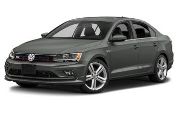 2017 Volkswagen Jetta - Platinum Grey Metallic