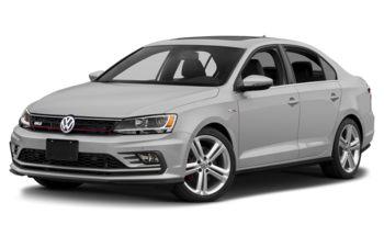 2017 Volkswagen Jetta - White Silver Metallic
