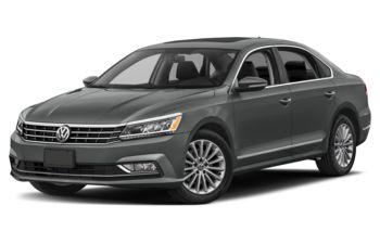 2018 Volkswagen Passat - Platinum Grey Metallic