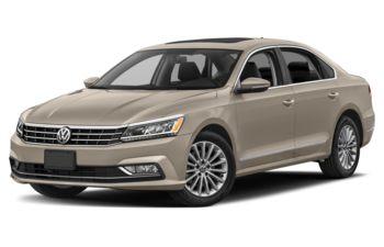 2018 Volkswagen Passat - Titanium Beige Metallic