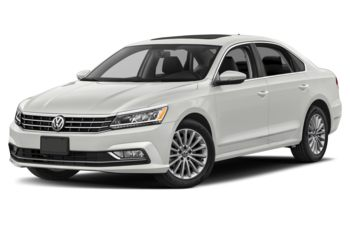 2018 Volkswagen Passat - Pure White