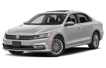 2018 Volkswagen Passat - Reflex Silver Metallic