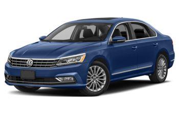 2017 Volkswagen Passat - Reef Blue Metallic