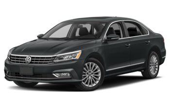2018 Volkswagen Passat - Urano Grey