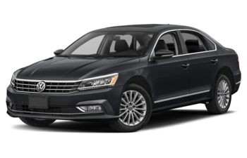 2018 Volkswagen Passat - Deep Black Pearl