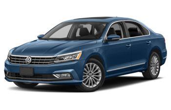 2018 Volkswagen Passat - Tourmaline Blue Metallic