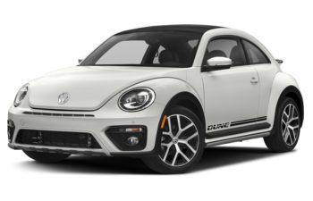 2018 Volkswagen Beetle - Pure White