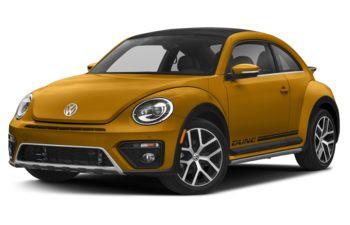 2018 Volkswagen Beetle - White Silver Metallic
