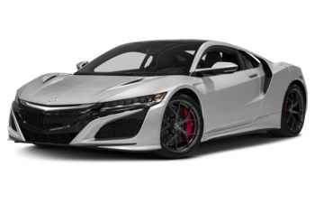 2017 Acura NSX - Source Silver Metallic